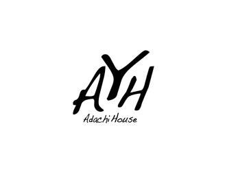 「ADACHI HOUSE」のロゴマーク