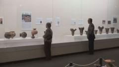 展覧会「見てふれて楽しい考古学」