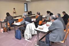 結婚支援の取り組みを学ぶ結婚応援団パワーアップセミナー=常陸太田市中城町