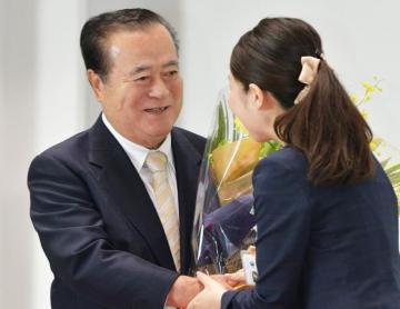 橋本 知事