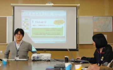 主にセンターの相談員が講師となり、さまざまなテーマで家族向けに勉強会が開催される=水戸市笠原町