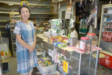 「こどもやを忘れないでほしい」と話す藤田洋子さん=茨城町小鶴