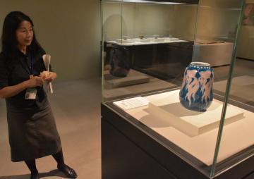 板谷波山の陶芸作品