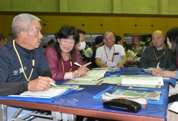 活動に向けた基本的知識を学んだ東京五輪のボランティア研修会=鹿嶋市神向寺