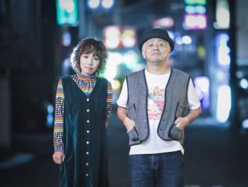 「日々かりめろ」の高田梢枝さん(左)と菊池一俊さん(日々かりめろ提供)