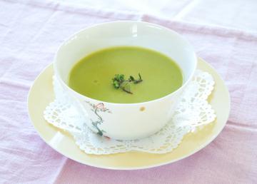 新豆のスープ
