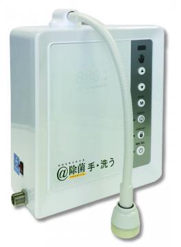 ママダが販売を開始した除菌電解水給水器