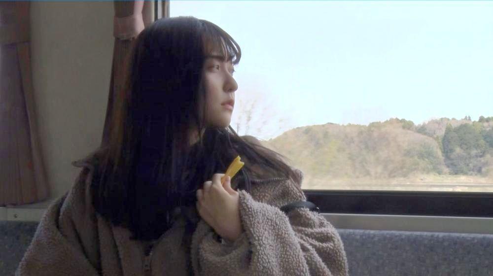 短編ドラマ「ほしいも、by my side」のワンシーン(ひたちなか市提供)