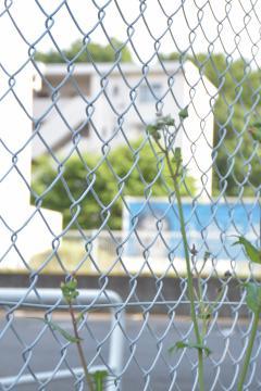 青葉真司容疑者がかつて住んでいた常総市内の集合住宅