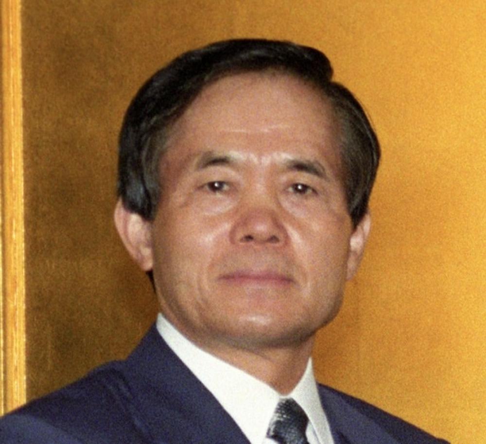 清水さん死去 初代ひたちなか市長 88歳