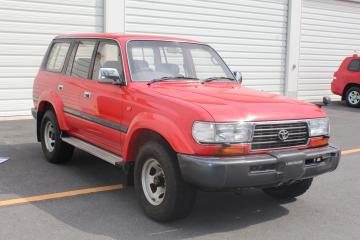 龍ケ崎市が官公庁オークションに出品し、156万円で落札された消防指揮車(同市提供)