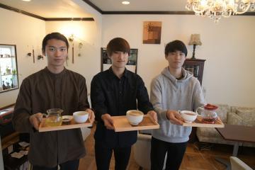 本格的な日本茶を気軽に楽しめる「room'z tea」=古河市本町
