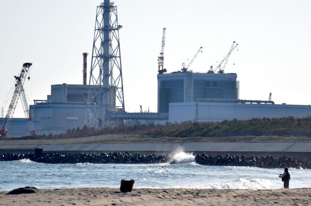 日本原子力発電東海第2原発=東海村