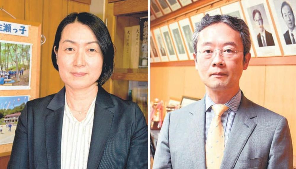 茨城県教職員人事異動 新任校長に聞くの画像