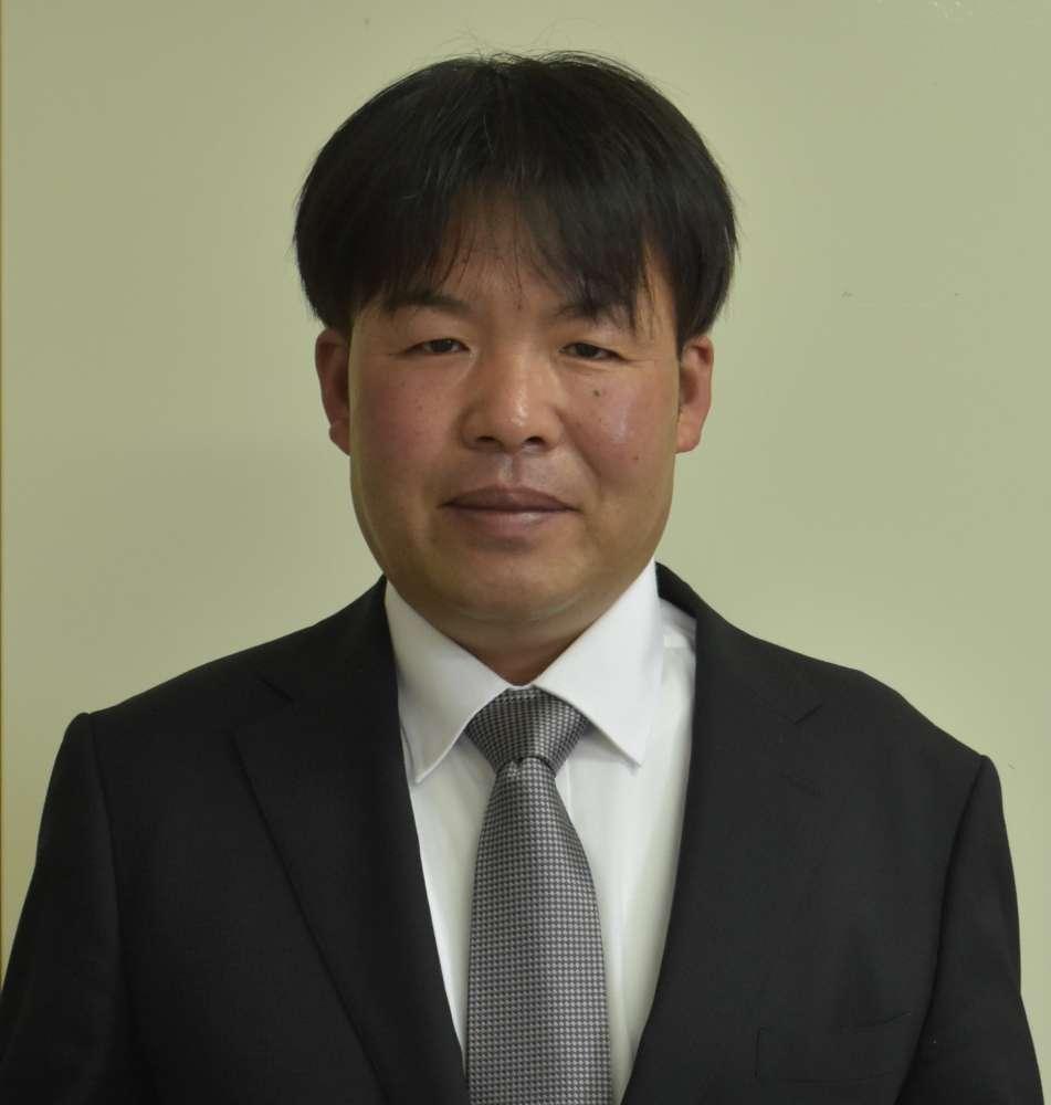 河内町長選 町議の小更氏、立候補を表明の画像
