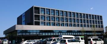 水戸地方検察庁庁舎=水戸市北見町