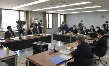 龍ケ崎官製談合事件 第三者委が初会合 委員長に明石氏「年内めどに報告」の画像