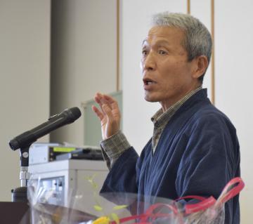 布川事件再審無罪・桜井昌司さん「冤罪生まない社会を」 講演や執筆、余命宣告も活動精力的の画像