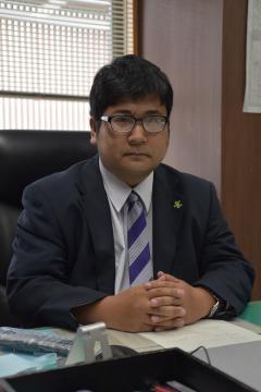 常総市副市長就任の西田将人さん、国と地域一体で動くの画像