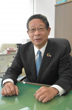 企業局長 澤田勝さんの画像
