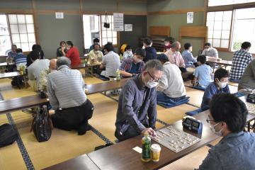 茨城新聞社杯将棋予選会 県西地区16人決勝への画像