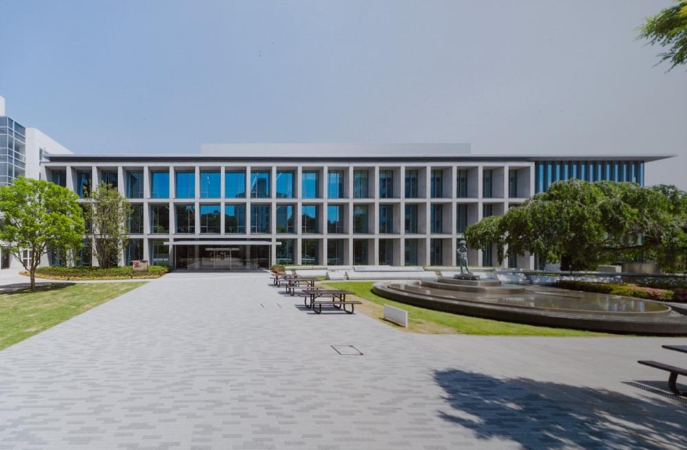 流通経済大学龍ケ崎キャンパス(資料写真)