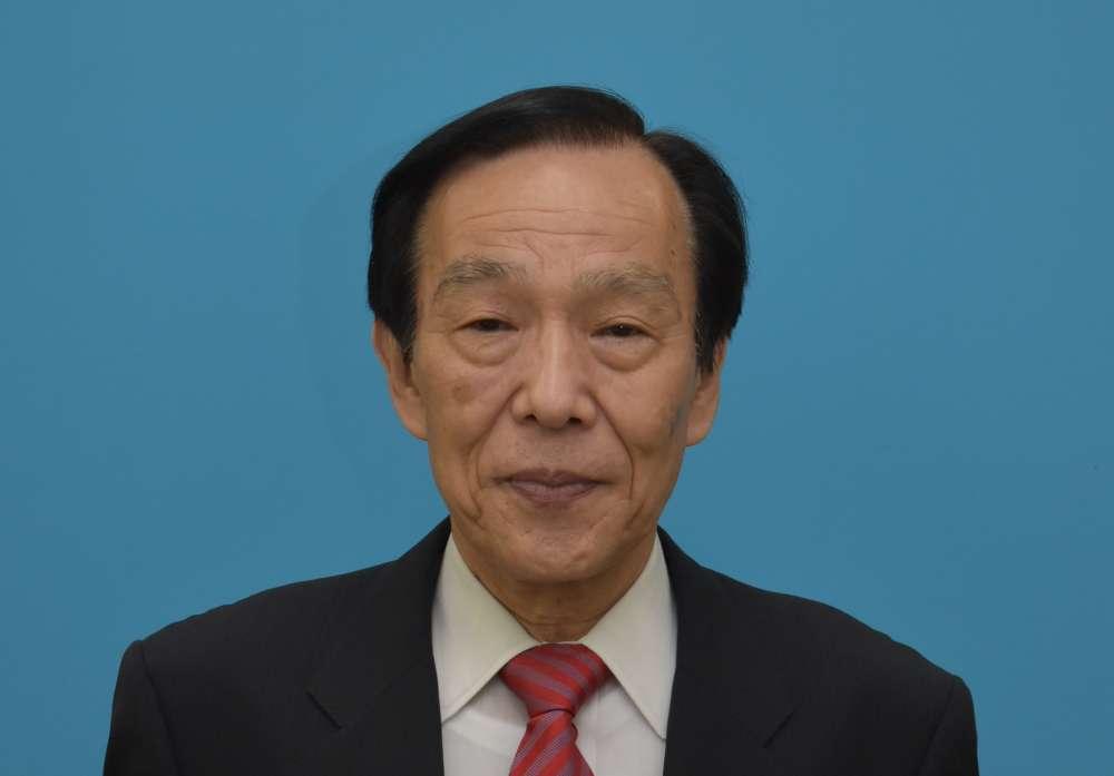 利根町長選 前職の遠山氏、立候補を表明の画像