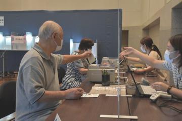 茨城県内選挙、進む感染対策 郵便投票は利便性課題 新型コロナの画像