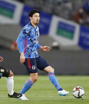 サッカー・中山雄太(龍ケ崎出身) 悲願へ左サイド挑戦の画像