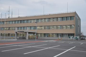 みらい平市民センター 24日予定の開所式、非常事態受け中止 茨城県つくばみらい市の画像