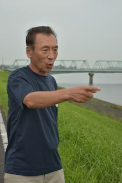 小貝川堤防決壊40年 記憶の共有課題 記念誌作成至らず 茨城・龍ケ崎の画像
