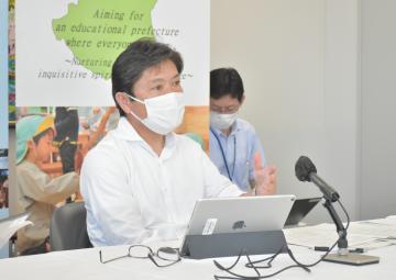 夏休み明け学校 茨城県教育長、リモート学習を検討 部活動原則禁止継続もの画像