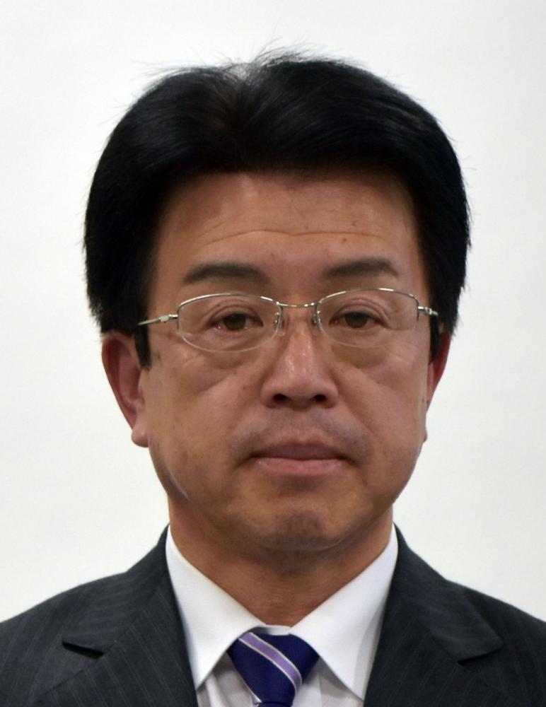 飯田智男氏