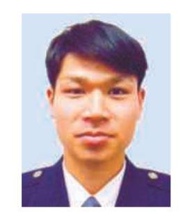 《わが街のお巡りさん》茨城県警取手警察署・戸頭交番 椎名颯さん(29)の画像