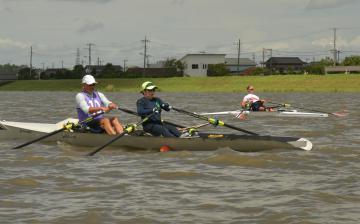 茨城・龍ケ崎の平野さん 世界のボート技術に刺激 次回パラ目指し始動の画像