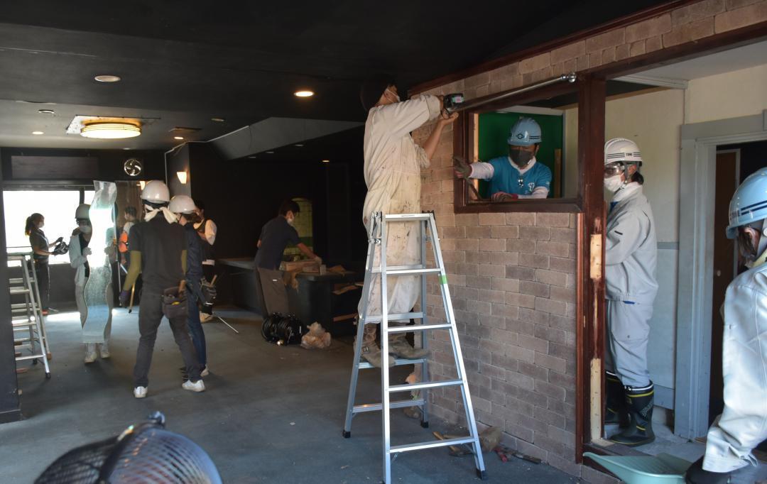 茨城・利根町と「未来ラボ」連携 空き店舗改修、施設整備 若者や起業家集う場にの画像