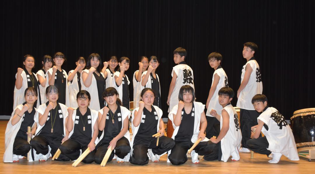 和太鼓、中高生チームが初公演 茨城・取手で11月6日 本番へ練習に熱の画像